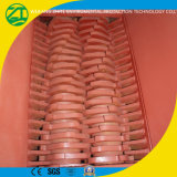 De plástico/palete de madeira/pneu/resíduos de cozinha/espuma/Osso Animal/Sucata Shredder