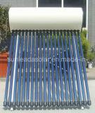 Colorare il riscaldatore di acqua solare di Non-Pressione d'acciaio