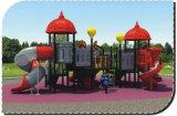 Cour de jeu extérieure HD-024A de jeu d'enfants bon marché de château