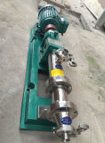 China Auger Pump for Food Industry