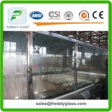 De duidelijke Spiegel van het Aluminium voor de Decoratie van de Badkamers, het Glas van de Bouw, verdubbelt Met een laag bedekt