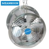 Ventilador axial do aço 200 inoxidável para a ventilação de exaustão