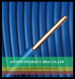 الكابلات النحاسية موصل PVC عزل 450V / 750V BV