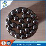 Types de bille en acier de précision en acier chromé Steelball 6.35mm Balle