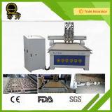 Cer-ATC-Klassifizierung-Typ hölzerne CNC-Fräser-Maschine