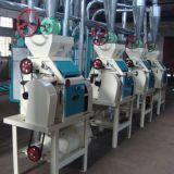 Máquina da fábrica de moagem (6FTS-19 para o trigo/milho/milho)
