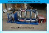 Máquina de la soldadura por fusión del tope del HDPE de Sud450h