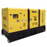 Keypower 100kVA Energie, die Zylinder-industriellen Generator des Set-6 für Fabrik-standby festlegt
