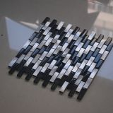 Плитка мозаики металла смешивания смолаы мычки смешивания черноты хорошего качества стеклянная