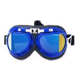 Occhiali di protezione fuori strada promozionali di Harley degli accessori del motociclo di vetro di sport