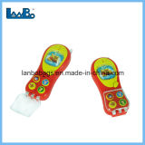 Los chicos de plástico mayorista Mini Flip Phone Toy