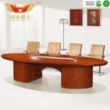 Mesa de conferência de madeira do escritório de alto nível (HY-A5042)