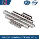 Kohlenstoffstahl ISO8748 DIN7344 Sprung-Typ gerade Stiftsprung-Stifte