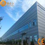 Bouw de van uitstekende kwaliteit van het Metaal van de Workshop van de Structuur van het Staal van China