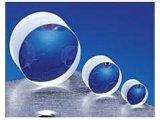 Lente acromática Plano Vidrio convexo Triplet óptico Lente