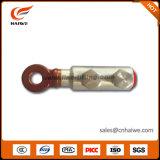 Dtll empernó el tipo terminales bimetálicos de cobre de aluminio mecánicos del cable