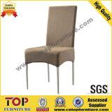 Hôtel restaurant Steel Fabric Dining Chair
