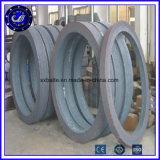 ベアリングリングの鍛造材のための重い鋼鉄鍛造材のリング