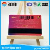 Vier kontaktlose RFID Karte Farben-Drucken Belüftung-13.5MHz