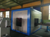 Hのプロフィールの鋼鉄製造工業のための鋼鉄打抜き機