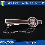 Clip de lazo de encargo del metal de la alta calidad para el regalo