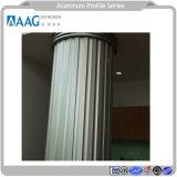 Revestimiento en polvo de aluminio de alta calidad y los perfiles de aluminio anodizado para Auto puerta deslizante y la decoración y el muro cortina