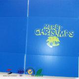 Un matériau plastique PP Boîte de rotation de carton ondulé récipient empilable
