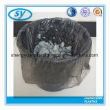 Sacs d'ordures en plastique personnalisés multifonctionnels de HDPE/LDPE