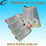 Cartouche d'encre rechargeables avec puce pour imprimante HP Deskjet DJ510