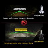 Lampadine automobilistiche H7 del faro 12V 24V LED del ventilatore LED