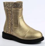 Gaines de scintillement de gosses de modèle neuf de filles de chaussures de coupure de haute d'enfants en vrac