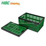 Plástico recolhível Engradado de Transporte de frutas e produtos hortícolas