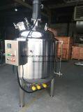 Pasteurisateur Machine de traitement par lots industriels pour le lait, jus de fruits et yaourt