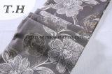 Grande disegno floreale del tessuto del jacquard per il sofà e la mobilia