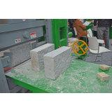 Máquina de divisor de bloco de alvenaria de pedra