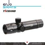 Lega di alluminio rossa del compatto dell'indicatore del laser di vista tattica del laser