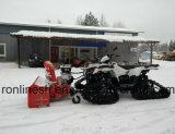 2018n 13Cv Powered Sopladores de nieve ATV y UTV lanzadores de nieve/Quad/Removedores de nieve al lado de la nieve con palas W Ce, GS, el ancho de trabajo de la EPA1250mm(49 Pulgadas Ce