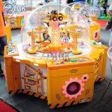 Distributore automatico del regalo della macchina della branca della caramella dei quattro dei giocatori dei capretti giochi della galleria