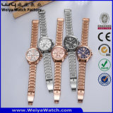 De Polshorloges van de Mensen van de Manier van het Horloge van het Kwarts van de Levering van de fabriek (wy-106D)