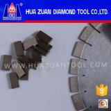 O segmento do diamante considerou a lâmina para o granito
