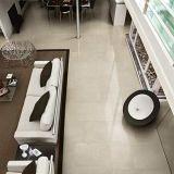 24*24 pulgadas/600*600 mm de color gris claro de todo el cuerpo de color puro de la pared y el suelo pulido Azulejos de Cerámica Porcelana
