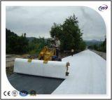 PP/PET niet-geweven Geotextile Stof voor het Bedekken van de Weg de Spoorweg van de Rivier