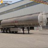 Tanker de Van uitstekende kwaliteit van de Brandstof van de Legering van het Aluminium van 3 Assen van de fabriek