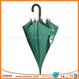 昇進プリントロゴの安いゴルフ傘