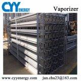 Vaporizzatore criogenico dell'aria ambientale dell'argon dell'azoto del gas naturale dell'ossigeno liquido