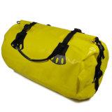 Le grand sac de Duffle imperméable à l'eau dur en gros de kayak gardant des vêtements et les objets de valeur sèchent le sac de molleton de course