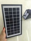 공장 공급 싼 6V 5W 작은 광전지 태양 전지판