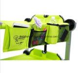 2단 침대 저장 소풍 야영 옥외 자기 기어 조직자 Portable 간이 침대