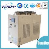 Refrigerador de refrigeração ar do rolo para a manufatura da construção