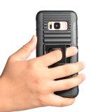 Оптовая торговля сотовый телефон случае броня встроенная подставка зажим для ремня для Samsung S8